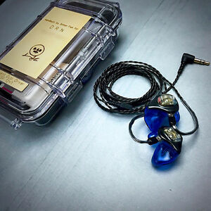 Plunge Audio Ambient Dual Driver In-Ear Monitors (Custom)
