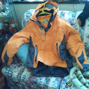 Winter Spring all Season Outdoor Camping Large Size Jacket