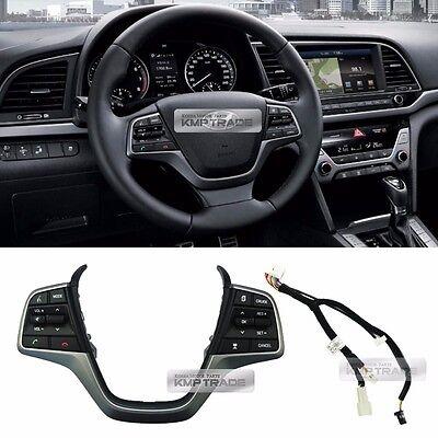 OEM steering Wheel Remote Auto Cruise Control Kit For HYUNDAI 2017-18 Elantra AD