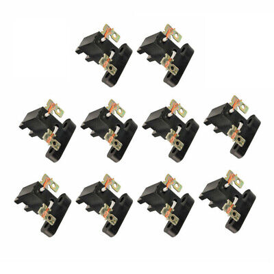 10x Carbon Brushes Replacement 4kw 5kw 7kw Assembly Generator Head Accessories