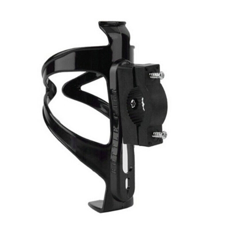 Universal Black Baby Stroller Cup Holder Pram Bicycle Milk Bottle Rack Portable