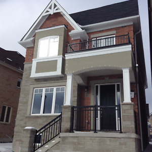 Richmond Hill Never lived in Brand New Detached house for rent