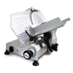 Almost new Omcan 12inch meat deli slicer