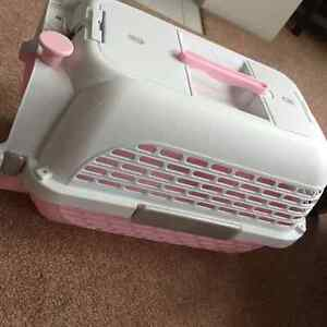 Small pet carrier REDUCED‼️ Prince George British Columbia image 2