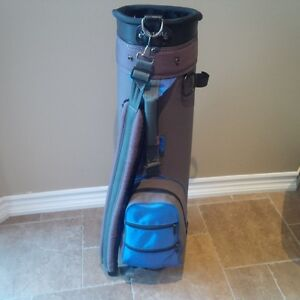 Golf Bag, Used 3-4 Events, Including New Golf Balls Too !