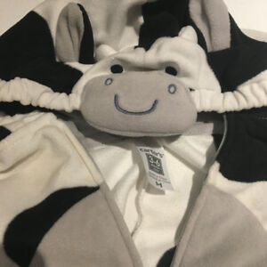 LIKE NEW!3-6 Months Cow Costume