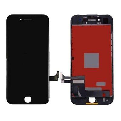 BLOC COMPLET ECRAN LCD VITRE TACTILE IPHONE 7 Noir