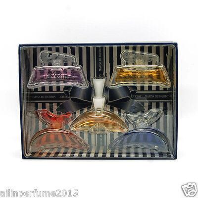 Marina De Bourbon Miniature Collection Perfume Gift Sets for Women