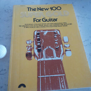 The New 100 Super Gold for Guitar, 1978 Kitchener / Waterloo Kitchener Area image 2