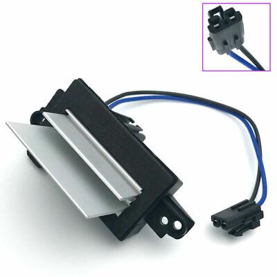 Heater Blower Motor Resistor for Chevrolet Silverado 1500 HD 2500 HD 3500