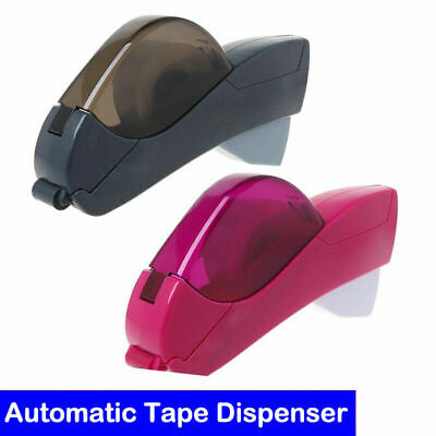 Tape Dispenser Packing Machine Shipping Grip Sealing Roll Cutter 20mm 2 Colors