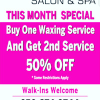 Every month special @Bhumika salon and Spa