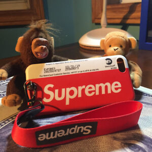 Iphone7 SUPREME subway ticket case