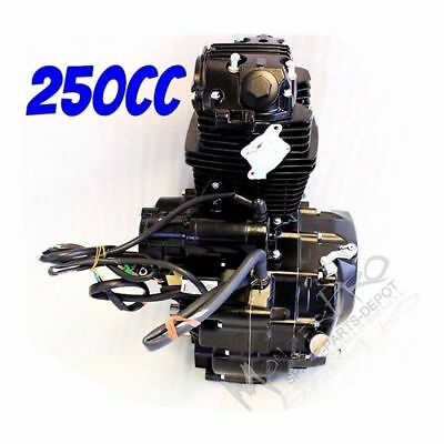 250cc Zongshen OHC Air Cooled Engine motor bike motorbike