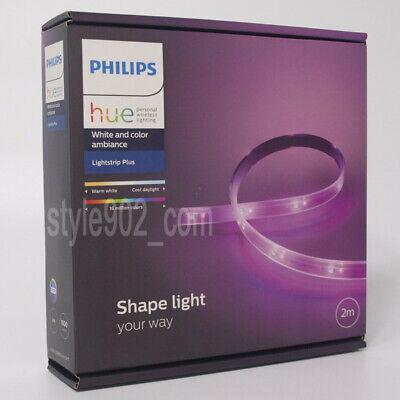 Original Philips Hue 2.0 Plus Light Strip 2m 25W LED Shape light