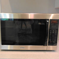WANTED: SERVICE NEEDED FOR KENMORE MICROWAVE/CONFECTION OVEN