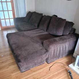 Reversible L-Shape Sofa