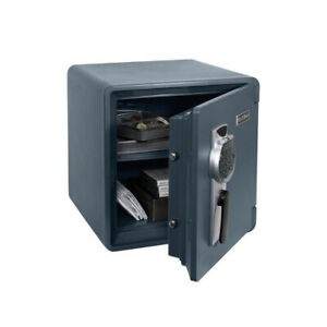 First Alert 1.31-cubic ft Waterproof Fire Safe With Digital Lock