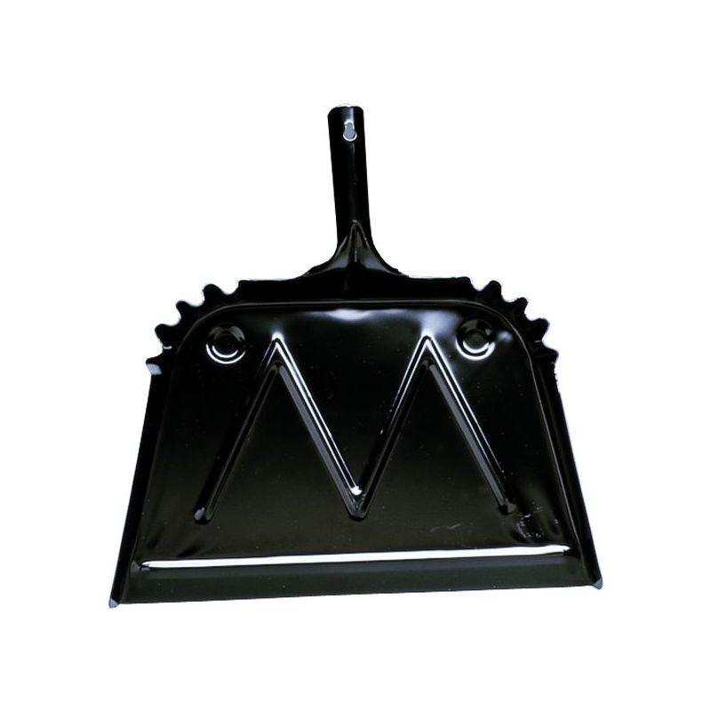 "Impact Products, LLC Metal Dust Pan, Large, Black, 16"", Each"