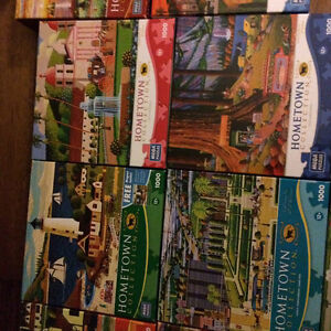 Hometown Collection Puzzles Kingston Kingston Area image 4