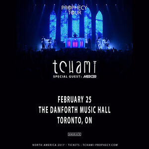 Selling one tchami concert ticket $55 obo