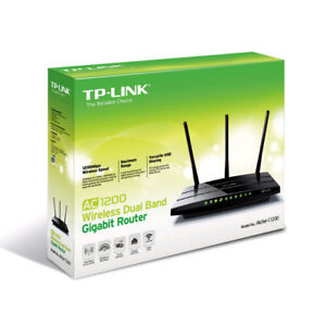 TP-LINK Archer C1200 Dual Band Wireless Gigabit Router