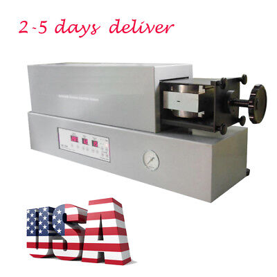 Usa Cefda Dental Lab Equipment Automatic Flexible Denture Injection System Unit