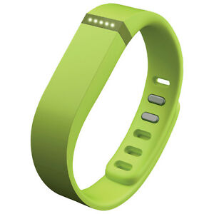 Green, never used fitbit flex