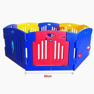 Brand New Mamakiddies 8 Side Playpen Play area Play pen panel Auburn Auburn Area Preview