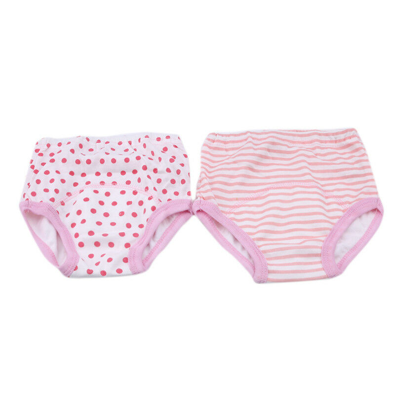 Baby Reusable Diapers Soft Training Pants Girls Boys Diaper Pants Nappies LD 3#