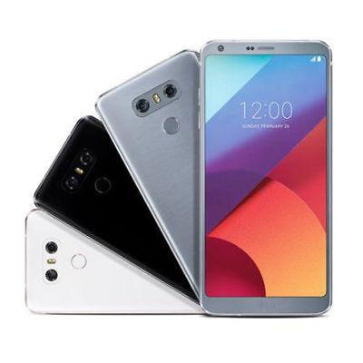 LG G6 32GB T-Mobile/Verizon/AT&T 4G LTE Smartphone (Black/Silver)