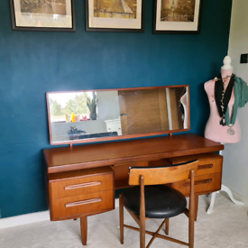 G PLAN DRESSING TABLE / DESK