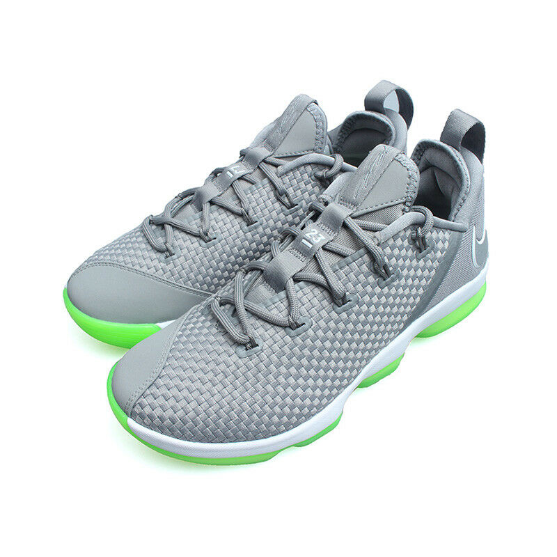 super popular f9704 fa26b Details about Nike Men LeBron XIV Low EP 14 James Basketball Shoes  878635-005 US7-11 04'