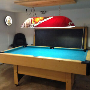 Table Pool 42 x 75