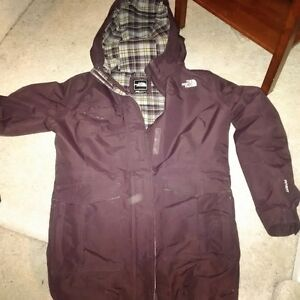 Womens The North Face Winter Coat