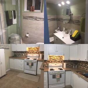 2 BEDROOM Basement Apt (for one family or indiv rooms