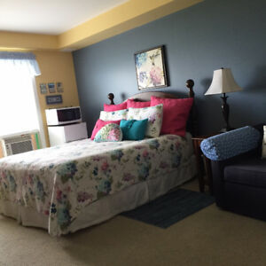 Furnished master suite Bedford Hwy-mature female-near MSVU