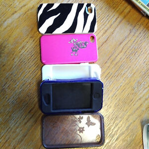 Cases for iPhone 4G, 4S