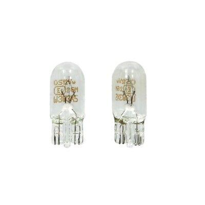 Glühlampe OSRAM W3W 2 Stück