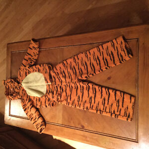Costume Tigre Taille 3 (3-4 ans)