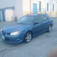 2007 Subaru Impreza Wagon Certified and Etested $3400