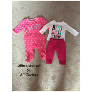 Baby Clothing 0-3 Months - Fall/Winter