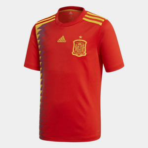 Adidas replica Spain soccer jersey - Brand new