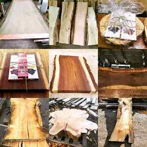 50%OFF SALE live edge slabs/beams/serving trays solid wood