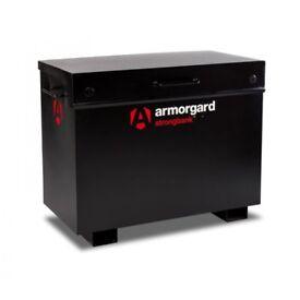 Armorguard Strongbank Site box (No Keys) NEARLY NEW!!!