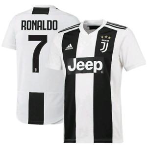 Juventus Home Ronaldo Jersey (adult and kids)