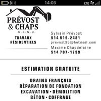 travaux residentiel