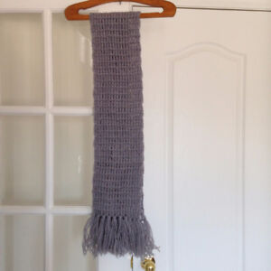 Hand Knitted Winter Scarfs Brand new @$8 each