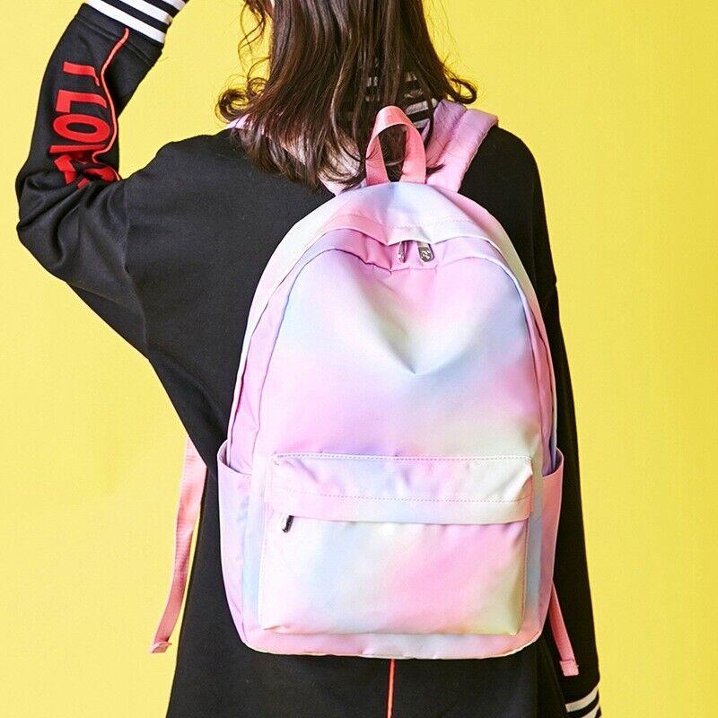 ALLACKI Waterproof College Laptop Backpack School Bags for G