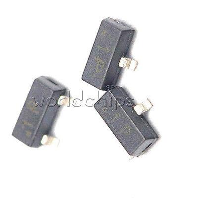 100pcs Mmbt2222 Sot-23 2n2222 Smd Npn Transistor New